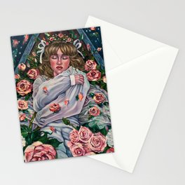 """""""Heart of Glass"""" Stationery Cards"""