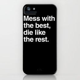 Hackers iPhone Case