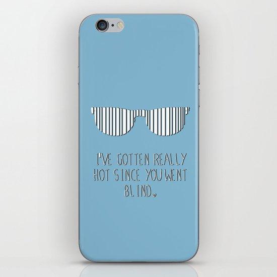 John Green iPhone & iPod Skin