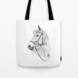 Inka horse Tote Bag