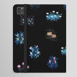 Fantasy flowers iPad Folio Case