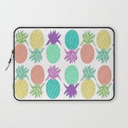 pineapple white Laptop Sleeve