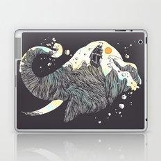 The Grey Gust and the Savage Sea Laptop & iPad Skin