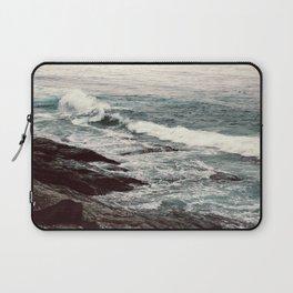 Cyan Sea #2 Laptop Sleeve
