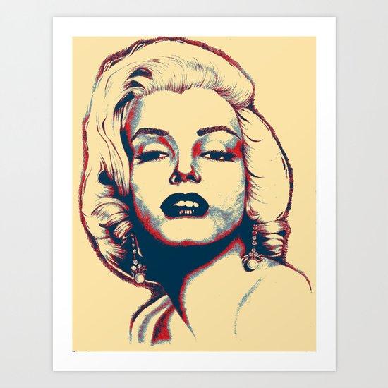 Hope Monroe Art Print