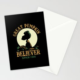Great Pumpkin Believer Stationery Cards