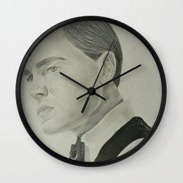 Jay Gatsby - Leonardo DiCaprio Wall Clock