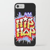 hip hop iPhone & iPod Cases featuring HIP-HOP by DaeSyne Artworks