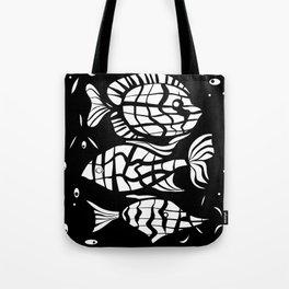Fish . Zodiac sign Tote Bag