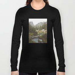 Dream Lake Creek Long Sleeve T-shirt