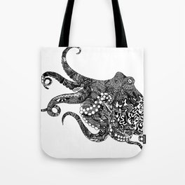 Cephalopod Dreams Tote Bag