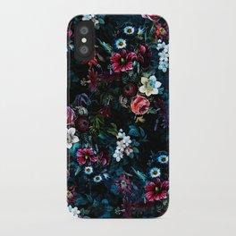NIGHT GARDEN XI iPhone Case