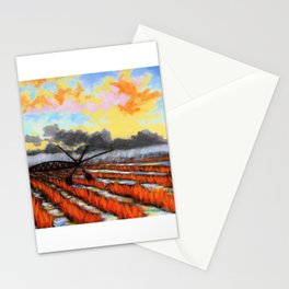 Set Fire to the Rain Stationery Cards
