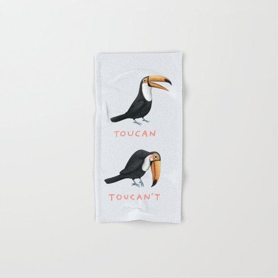 Toucan Toucan't Hand & Bath Towel