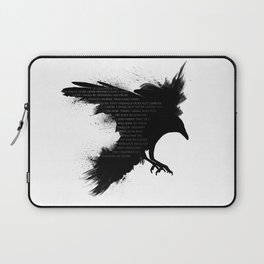I Welcome The Valkyries Laptop Sleeve