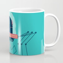 :::Mini Robot-Arachno::: Coffee Mug