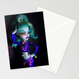 Custom Doll Stationery Cards