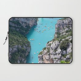Cliffs And Tosca Laptop Sleeve