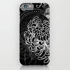 Cosmic Chrysanthemum iPhone 6s Slim Case