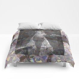 Gems and Gauze Comforters