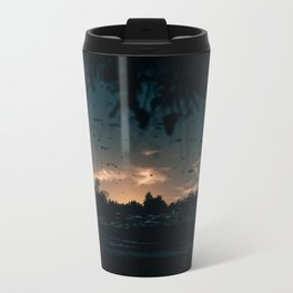 The Upside Down Travel Mug
