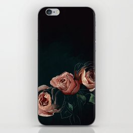 All The Pretty Flowers No. 1 iPhone Skin