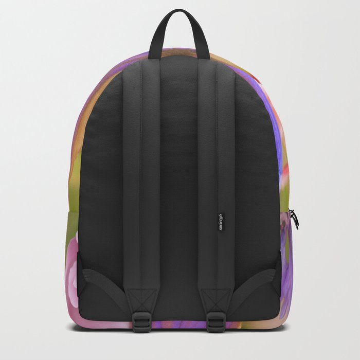 Once upon a time there was...  #society6 #buyart Backpack