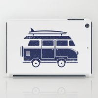 volkswagen iPad Cases featuring Volkswagen by adovemore