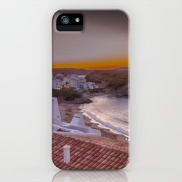 Sundowner. iPhone Case