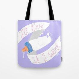 Spilt Milk - Stargazer Tote Bag