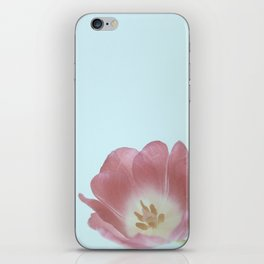 A simple romance iPhone Skin