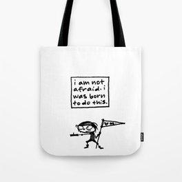 joan. arc. badass. Tote Bag