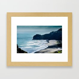 Piha Framed Art Print