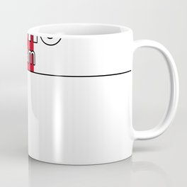 Hello I am from England Coffee Mug