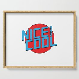 Nice And Cool Serving Tray