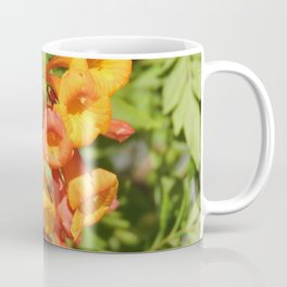 Natural Brass Blowing in the Breeze Coffee Mug