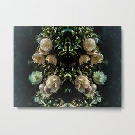 Moody Blooms 3 Metal Print