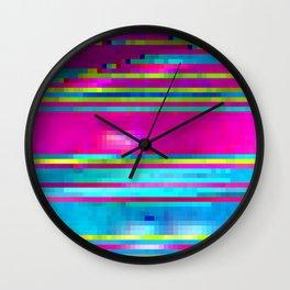 Post-Storm Cooldown Wall Clock
