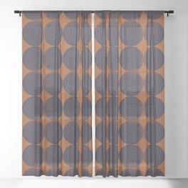 Teuta XI Sheer Curtain