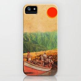 Eternal Noons iPhone Case