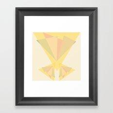centro Framed Art Print