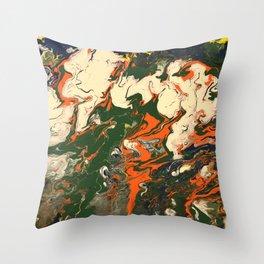 Menace Throw Pillow