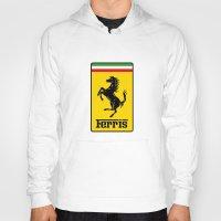 ferrari Hoodies featuring Ferris Ferrari by Preston Lee Design