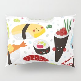 Sushi galore Pillow Sham