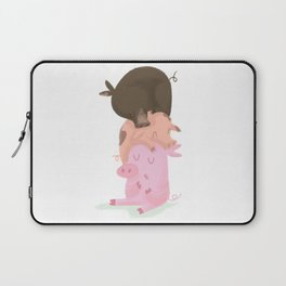 Little pigs Laptop Sleeve