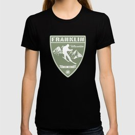 Ski Franklin Wisconsin T-shirt