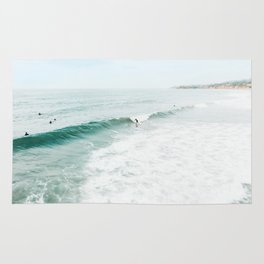California Surf Rug