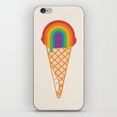 Rainbow Scoop iPhone Skin