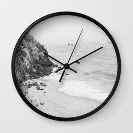 CALIFORNIA COAST III Wall Clock