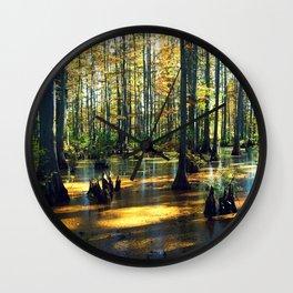Cache River Wetlands Wall Clock